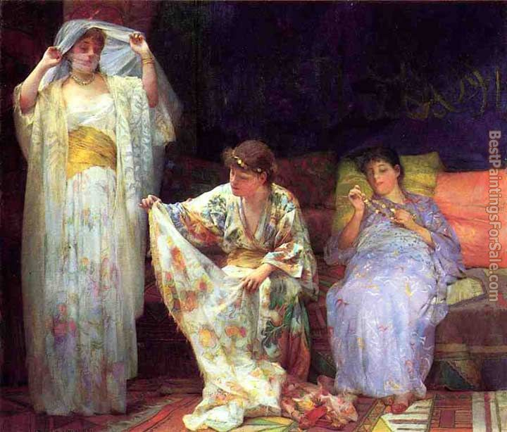 Henry Siddons Mowbray Paintings for sale