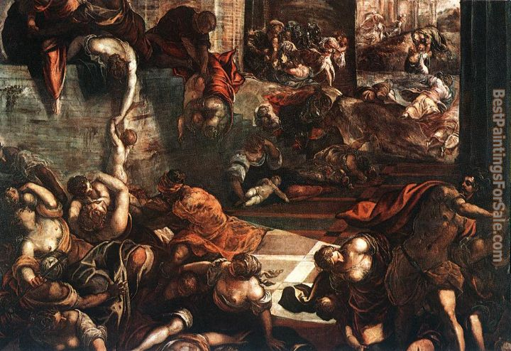 Jacopo Robusti Tintoretto Paintings for sale