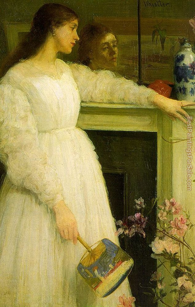 James Abbott McNeill Whistler Paintings for sale