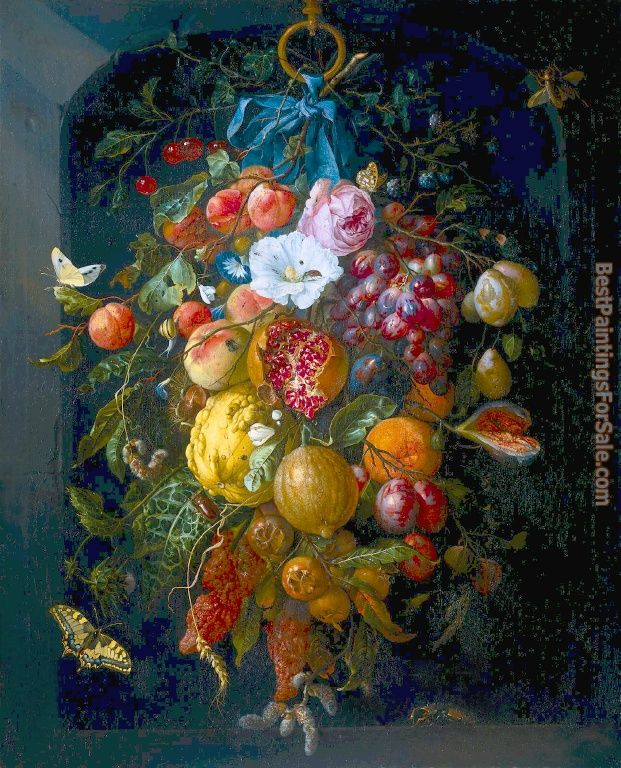 Jan Davidsz de Heem Paintings for sale