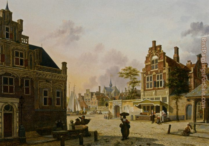 Jan Hendrik Verheijen Paintings for sale