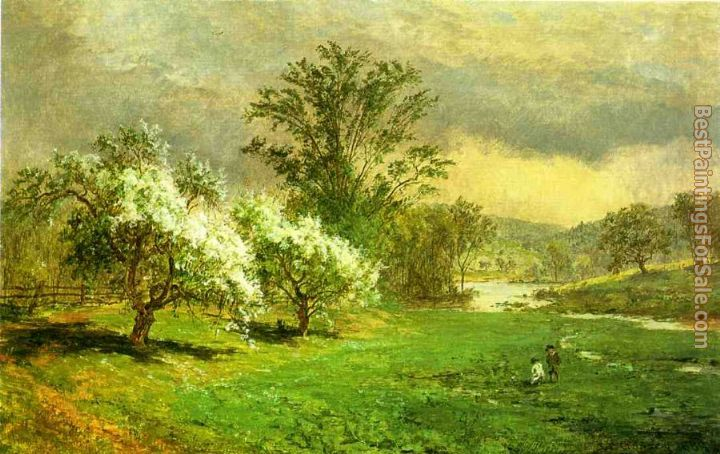 Jasper Francis Cropsey Paintings for sale