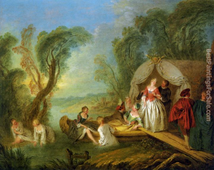 Jean Baptiste Joseph Pater Paintings for sale