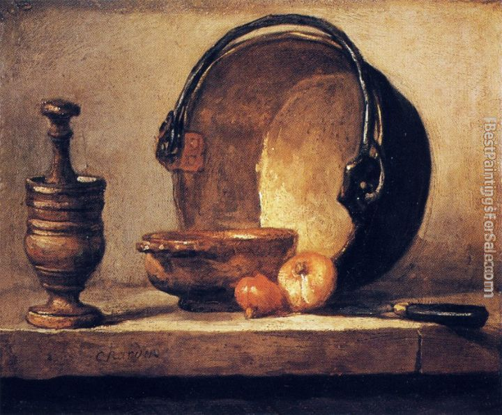 Jean Baptiste Simeon Chardin Paintings for sale