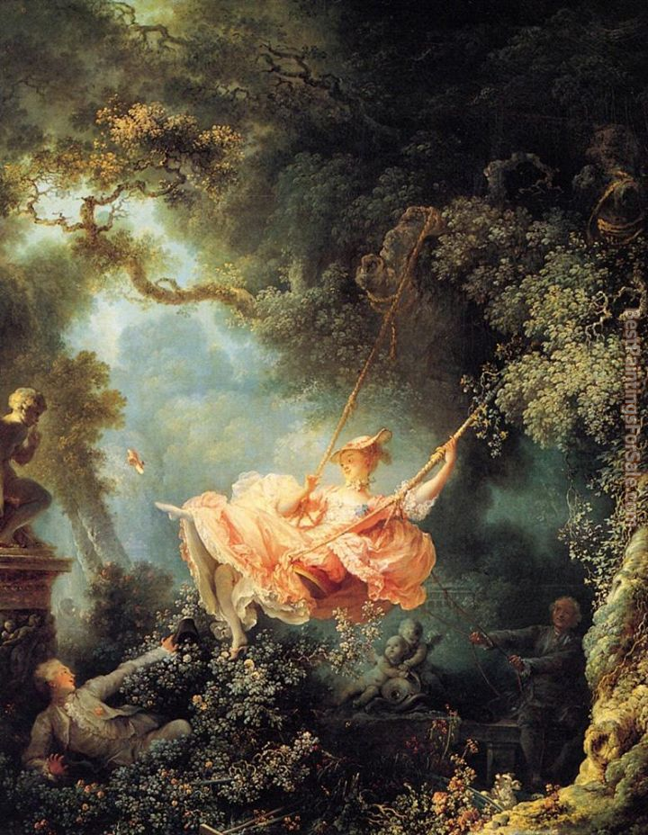 Jean Fragonard Paintings for sale