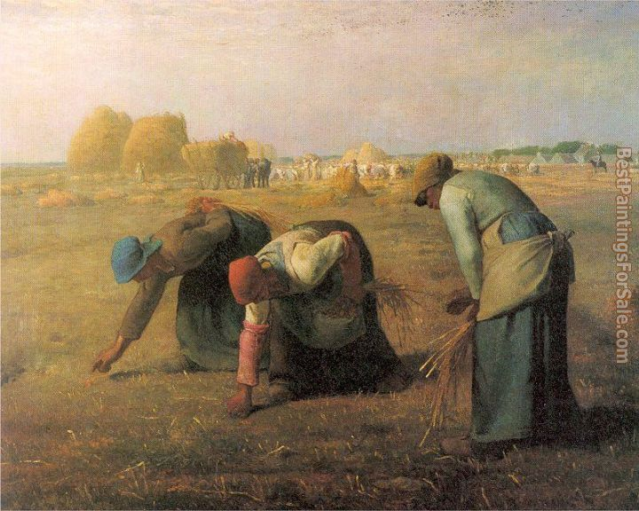 Jean Francois Millet Paintings for sale