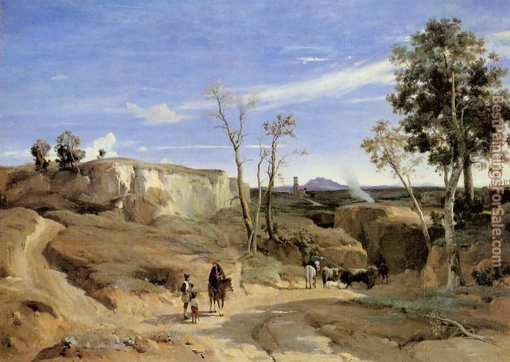 Jean-Baptiste-Camille Corot Paintings for sale