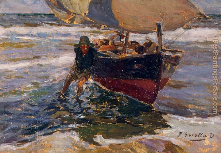 Joaquin Sorolla y Bastida Paintings for sale