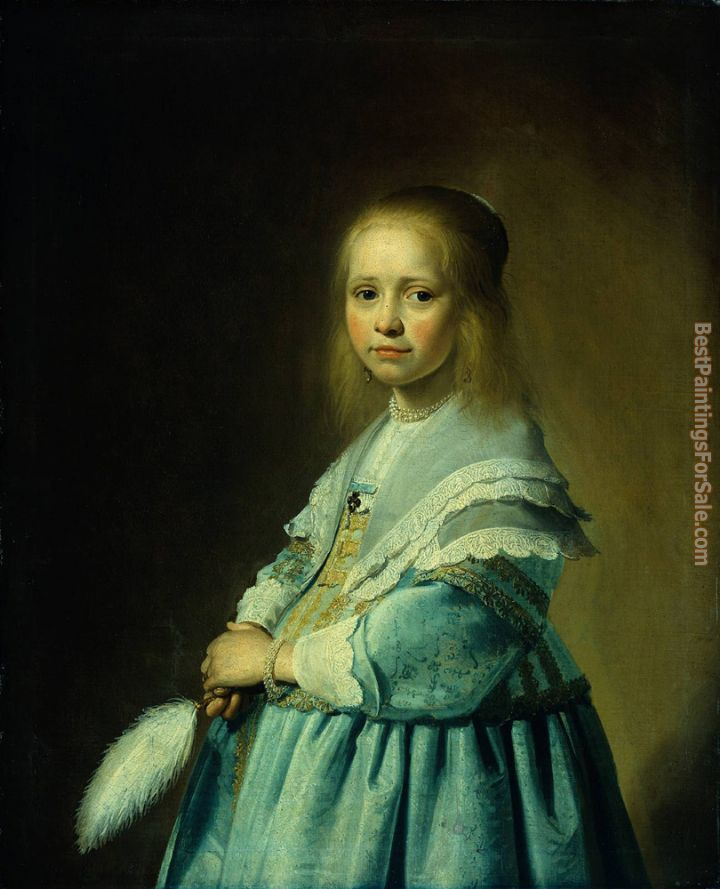 Johannes Cornelisz. Verspronck Paintings for sale
