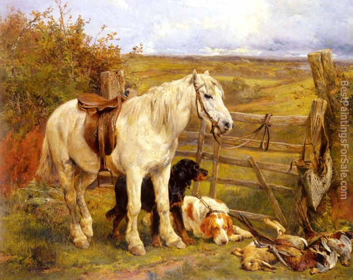John Sargeant Noble, R.B.A Paintings for sale