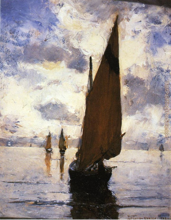 Joseph DeCamp Paintings for sale