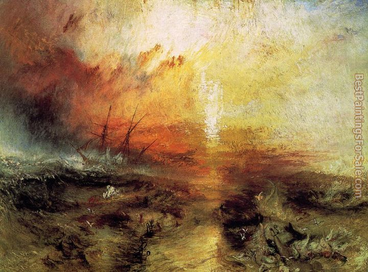 Joseph Mallord William Turner Paintings for sale