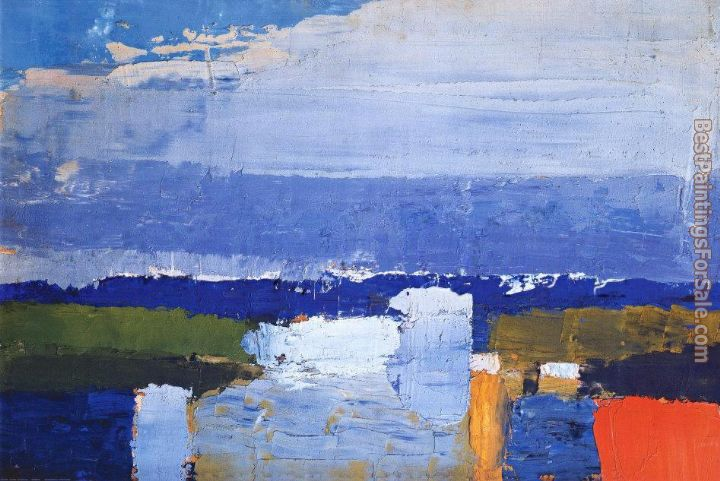 Nicolas De Stael Paintings for sale
