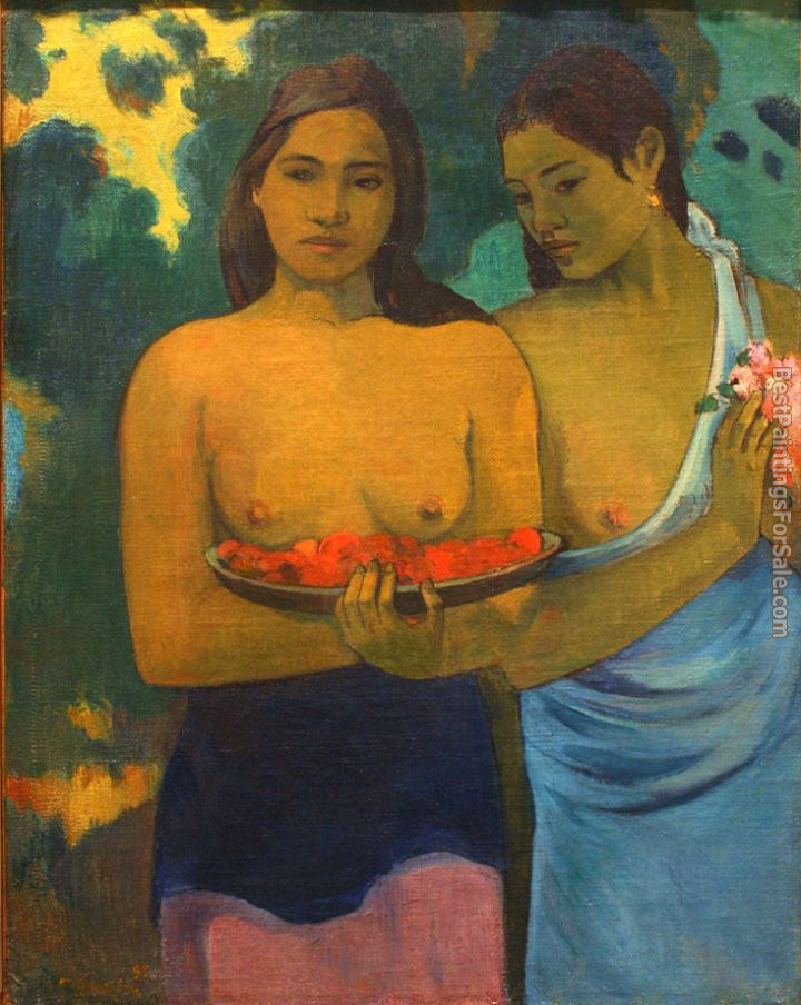 Paul Gauguin Paintings for sale