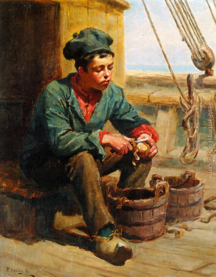 Ralph Hedley Paintings for sale