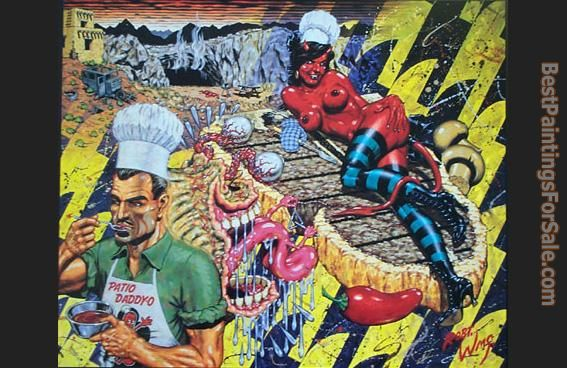 Robert Williams Paintings for sale