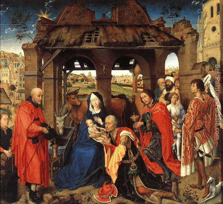 Rogier van der Weyden Paintings for sale