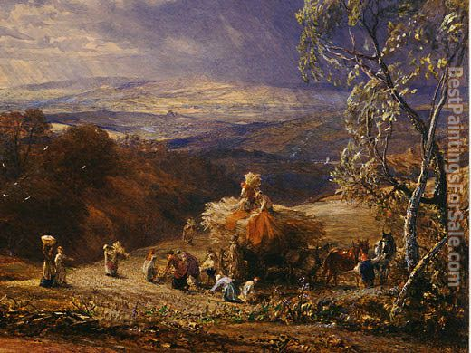 Samuel Palmer Paintings for sale