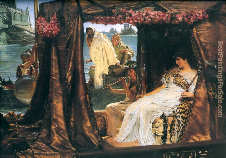Sir Lawrence Alma-Tadema Paintings for sale