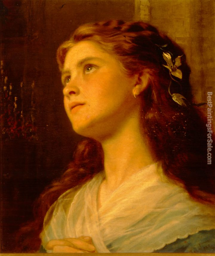 Sophie Gengembre Anderson Paintings for sale