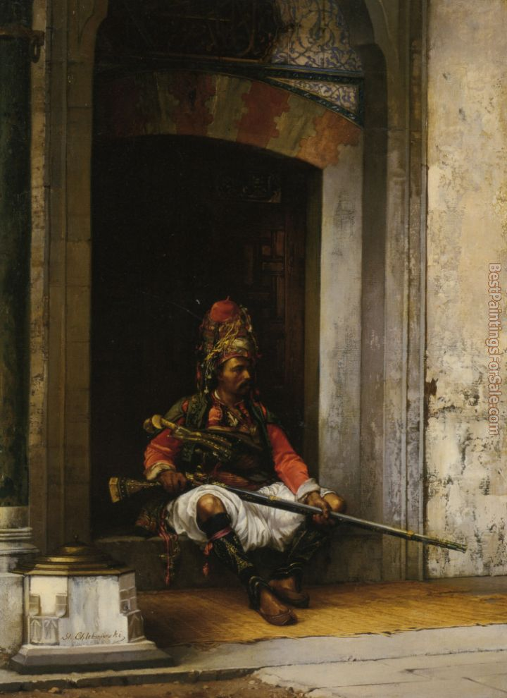 Stanislaus von Chlebowski Paintings for sale
