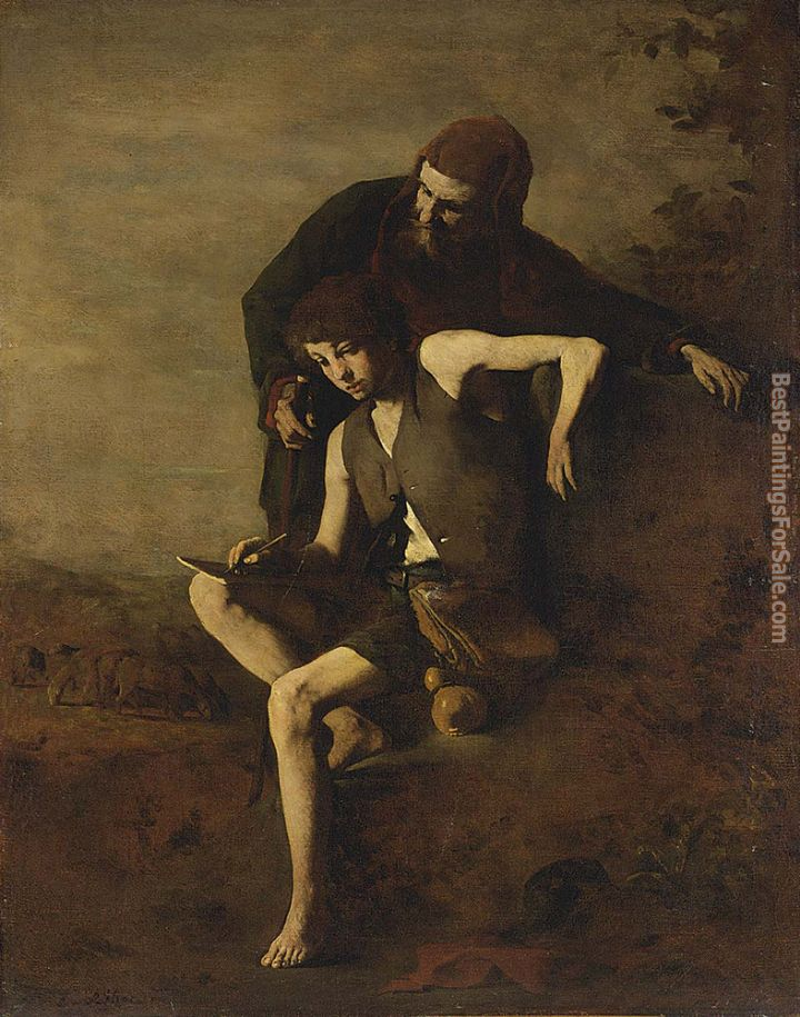 Theodule Augustine Ribot Paintings for sale