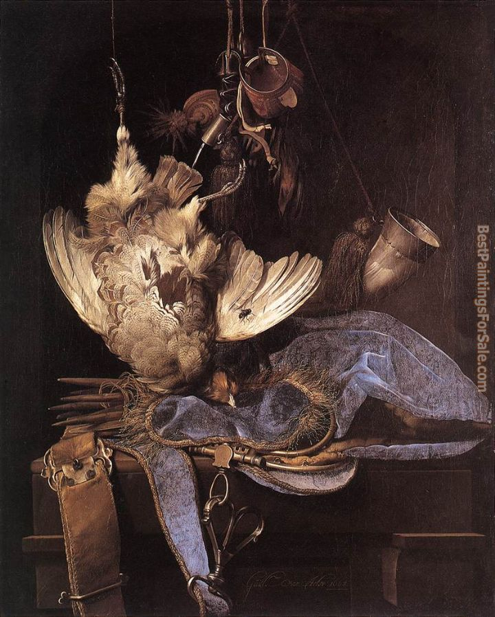 Willem van Aelst Paintings for sale