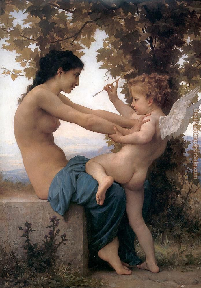 William Bouguereau Paintings for sale