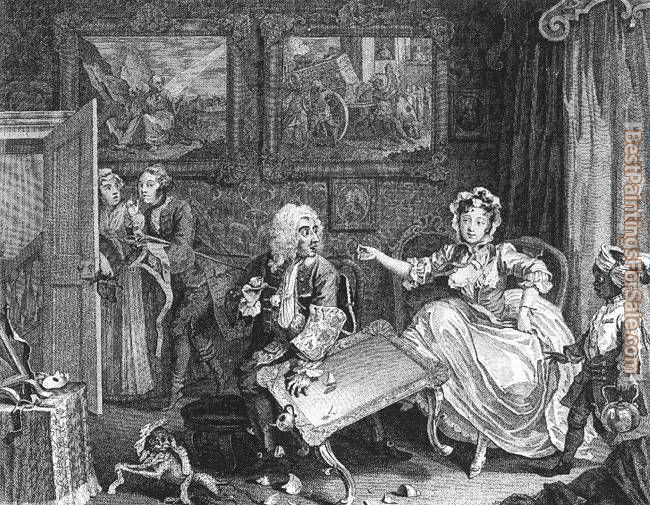 William Hogarth Paintings for sale