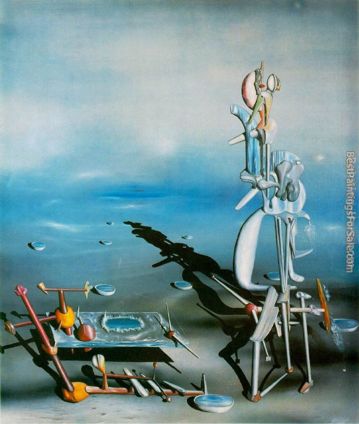 Yves Tanguy Paintings for sale