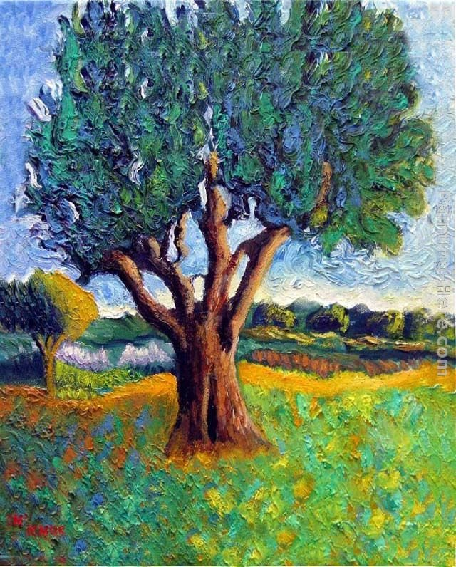 2011 growth tree painting best growth tree paintings for Famous prints for sale