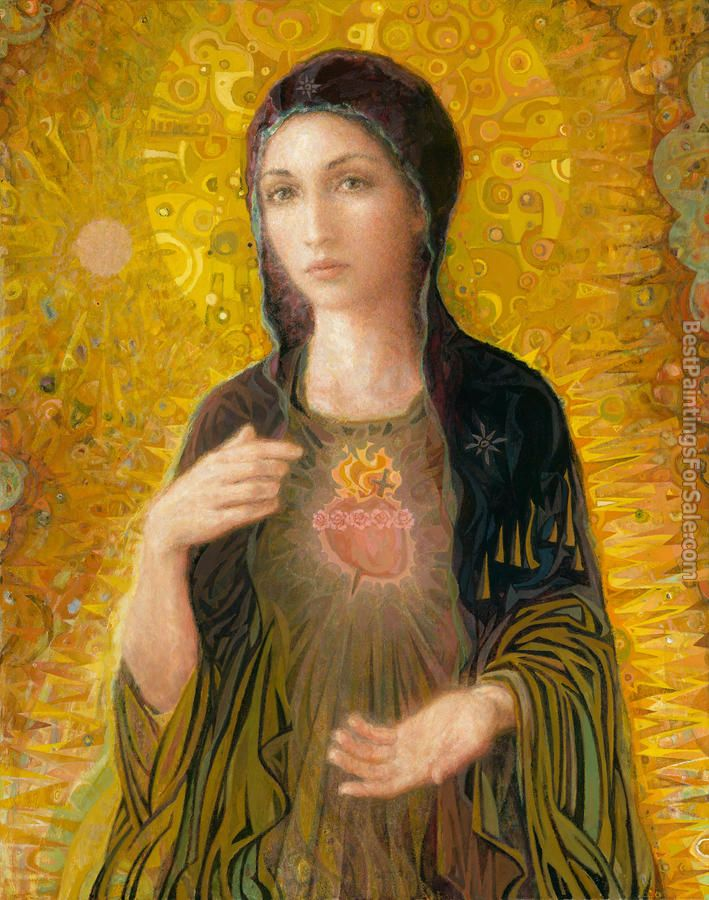 2012 Immaculate Heart of Mary