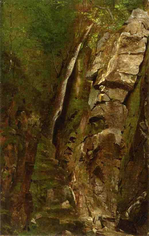 Alexander Helwig Wyant The Gorge