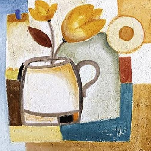 Alfred Gockel Cup of Flower I