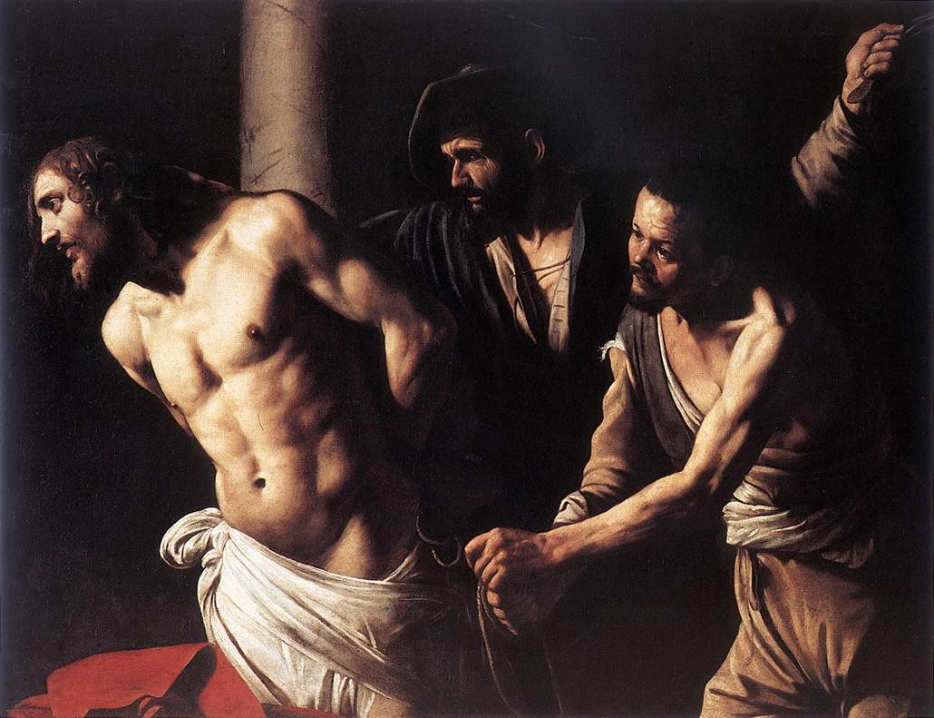 Caravaggio Christ at the Column