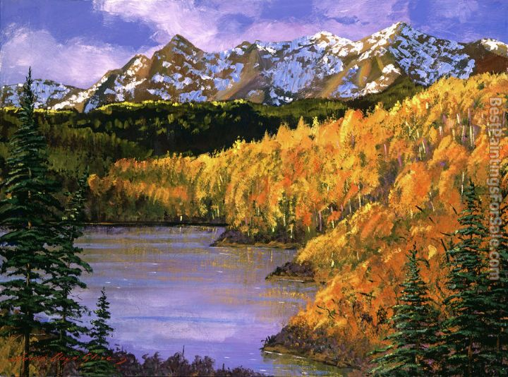 David Lloyd Glover October Colors