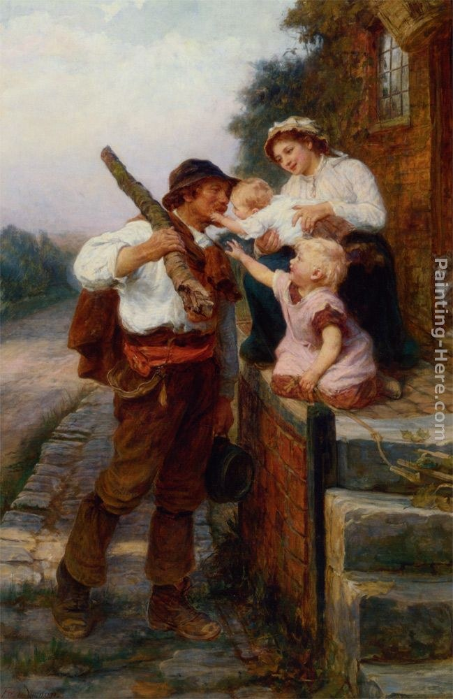 Frederick Morgan A Fathers Return