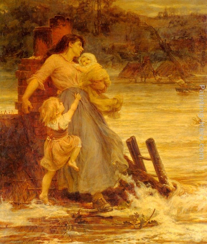 Frederick Morgan A Flood