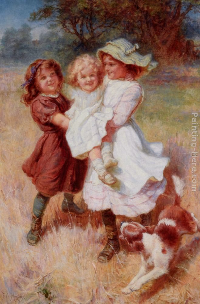 Frederick Morgan Good Friends