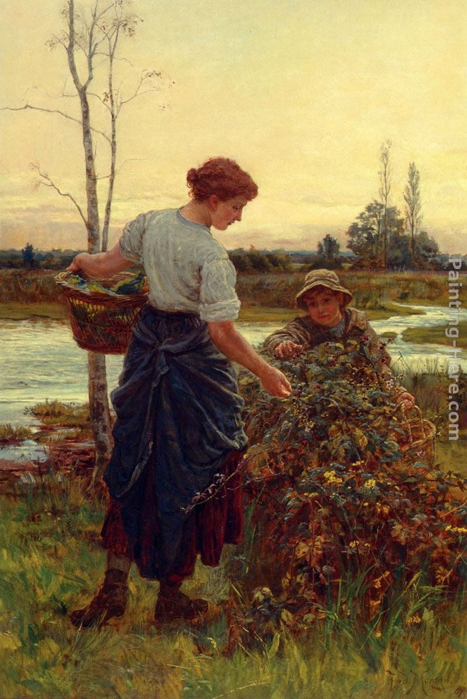 Frederick Morgan The Harvest