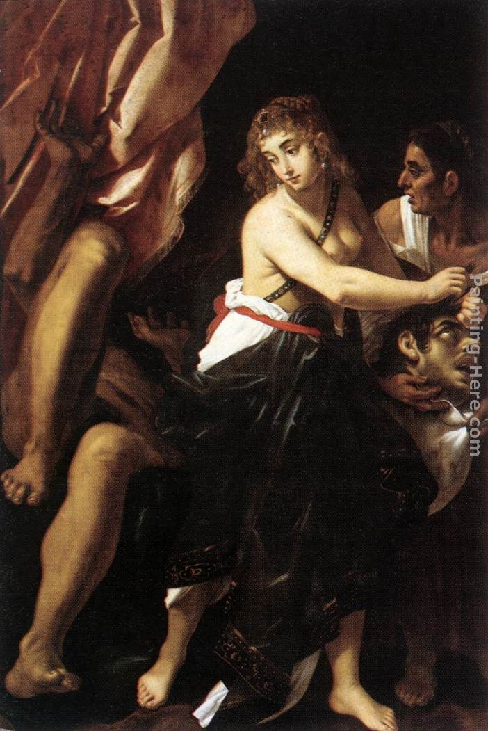 Giovanni Baglione Judith and the Head of Holofernes