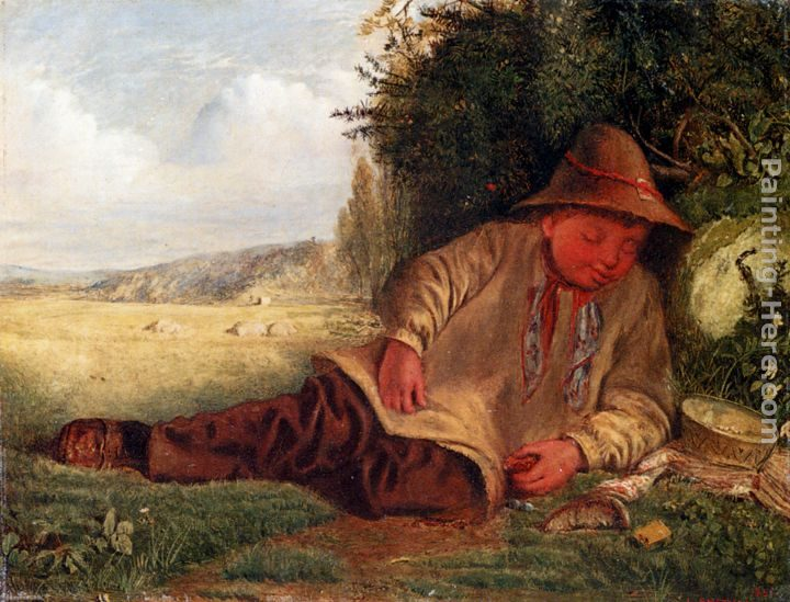 James Smetham Afternoon Rest