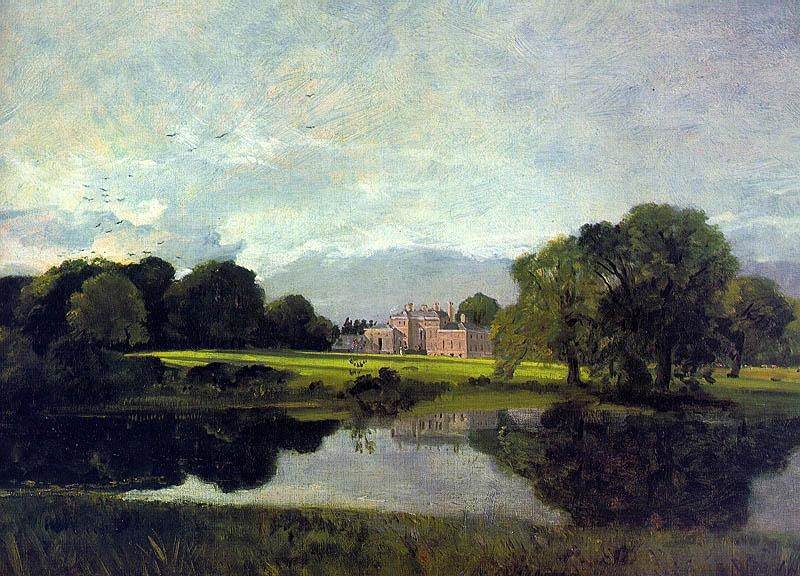 John Constable Malvern Hall