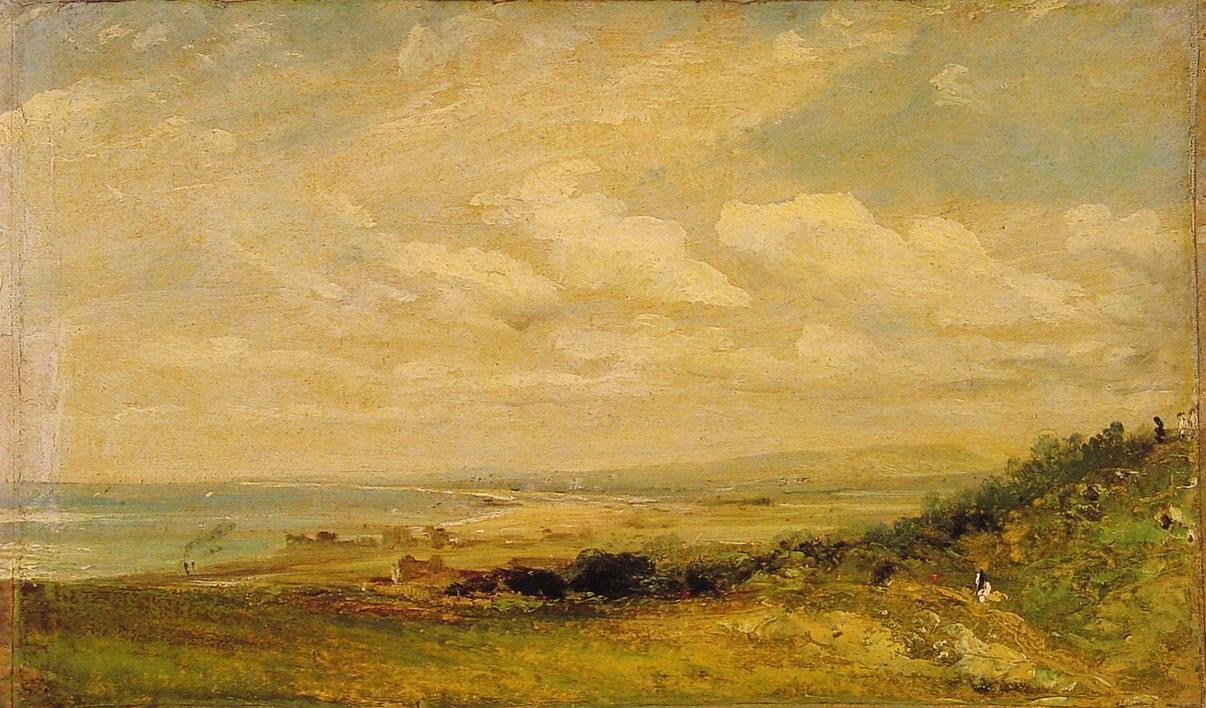John Constable Shoreham Bay