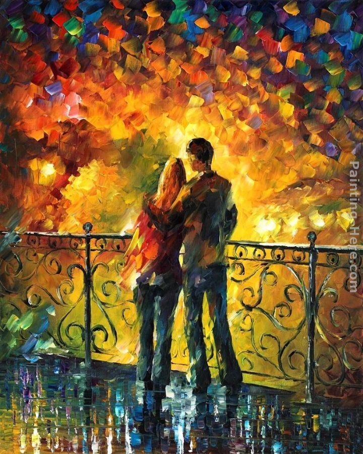leonid afremov last date painting best last date