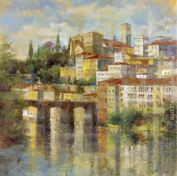Michael Longo Oil Paintings