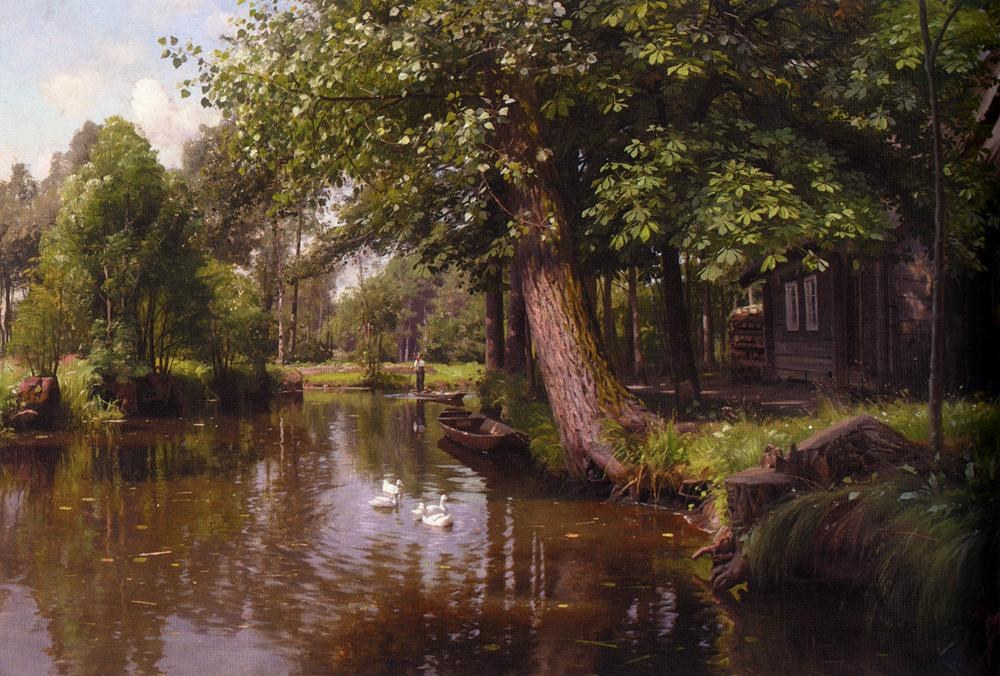 Peder Mork Monsted On the River