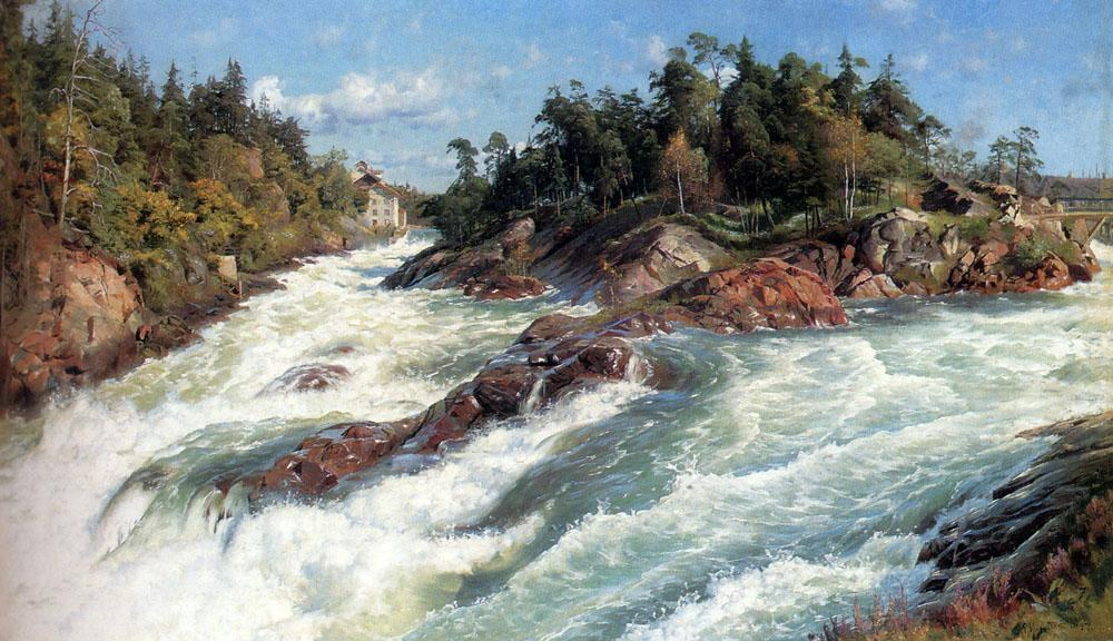 Peder Mork Monsted The Raging Rapids