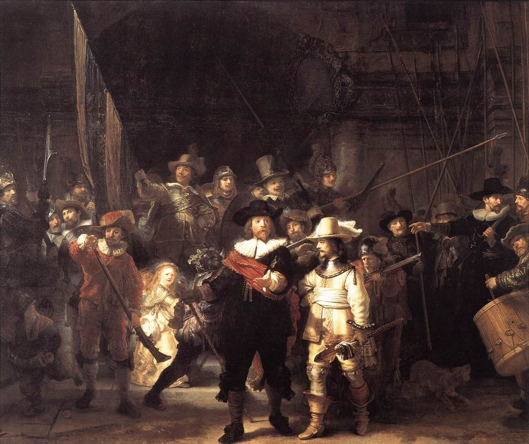 Rembrandt Rembrandt night watch