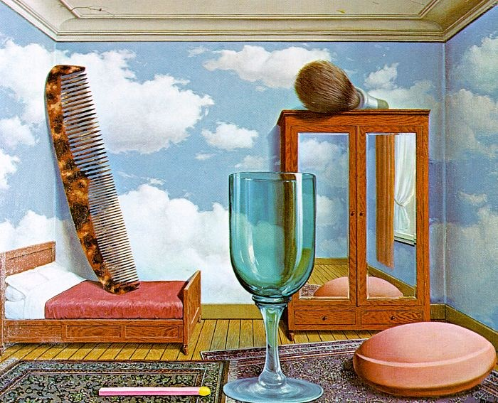 Rene Magritte Personal Values